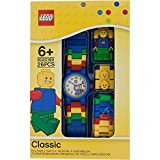 LEGO Watches Classic Kids Minifigure Link Buildable Watch