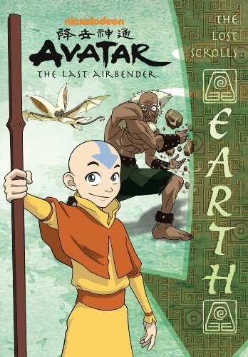 The Lost Scrolls: Earth (Avatar: The Last -