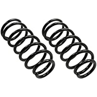 amazon best sellers best automotive replacement suspension coil springs Coil Return Spring moog 81681 coil spring set