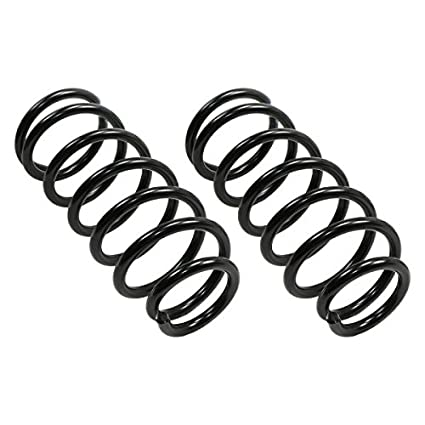 Amazon Com Moog 81681 Coil Spring Set Automotive