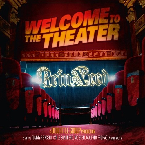Reinxeed: Welcome to the Theater (Audio CD)