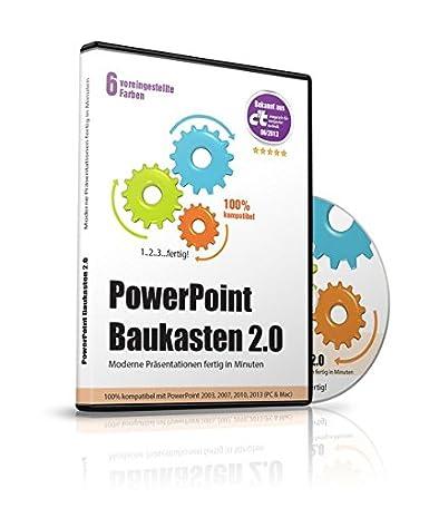 PowerPoint Baukasten 2.0 - Präsentationen fertig in Minuten -- Mit ...