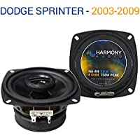 Dodge Sprinter 2003-2009 Factory Speaker Replacement Harmony R4 Package New