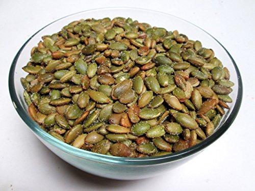 Pumpkin Seeds (Pepitas)-Roasted & Salted, 3 LB Bag ()