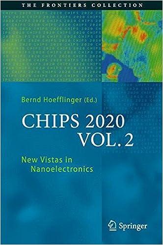 Nanoelectronics nanotechnology pdf and