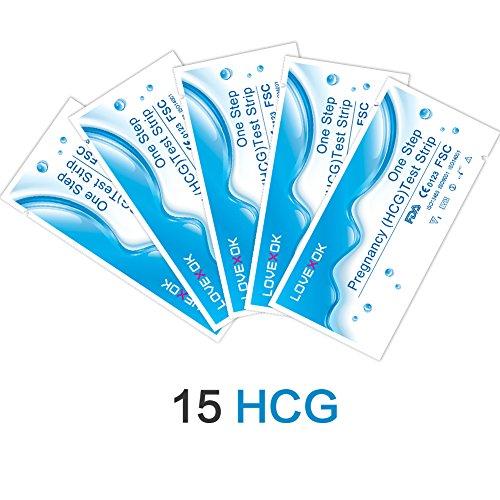 LOVEXOK Pregnancy  Test Strip