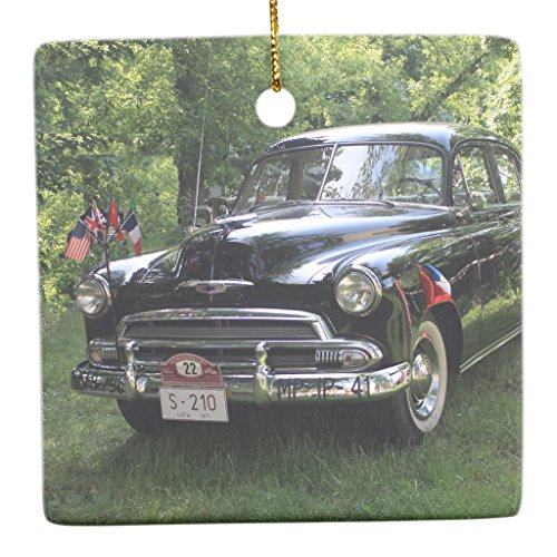 Zazzle Chevrolet Special Series Six 1500 Jj Styleline Ceramic Ornament Square