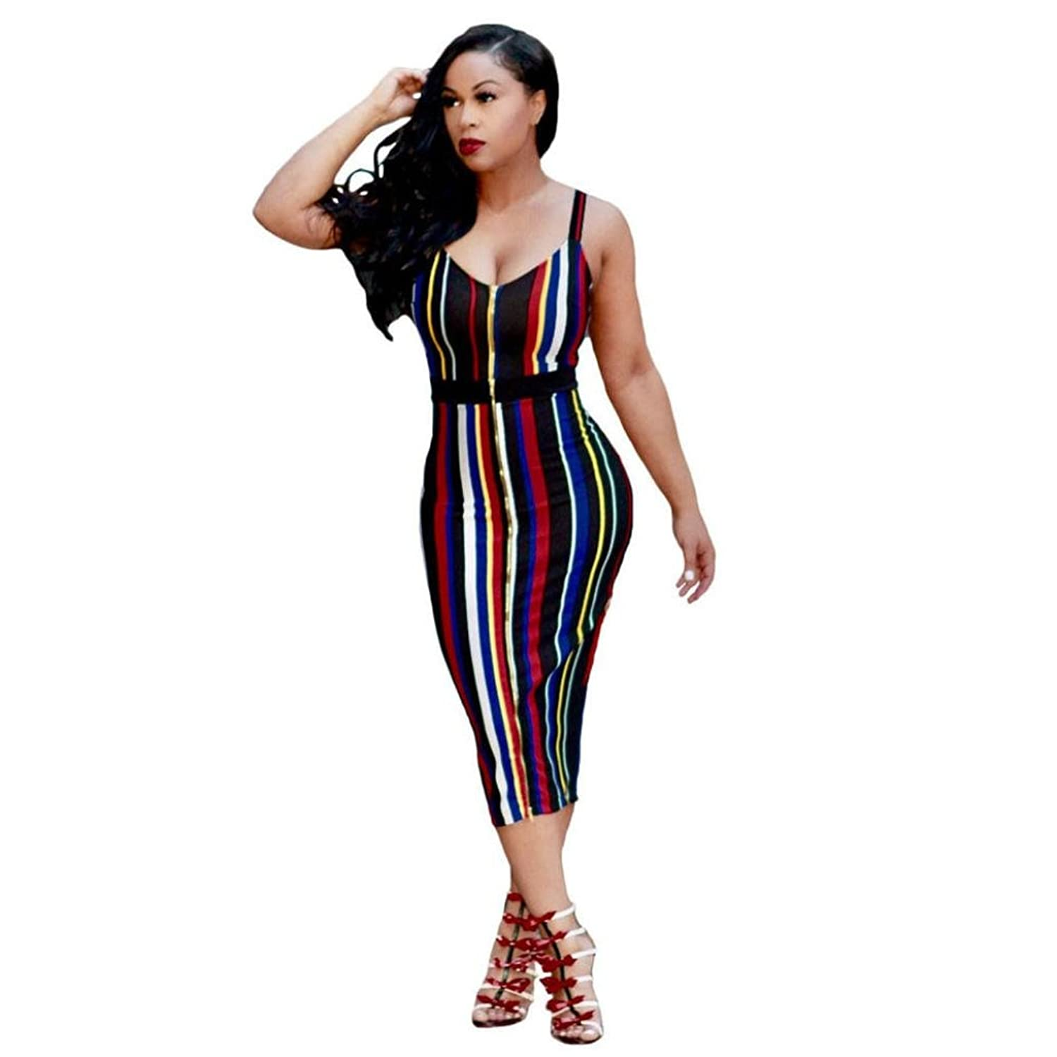 DaySeventh Sexy Women\'s Dresses Bandage Bodycon Party Cocktail Club ...