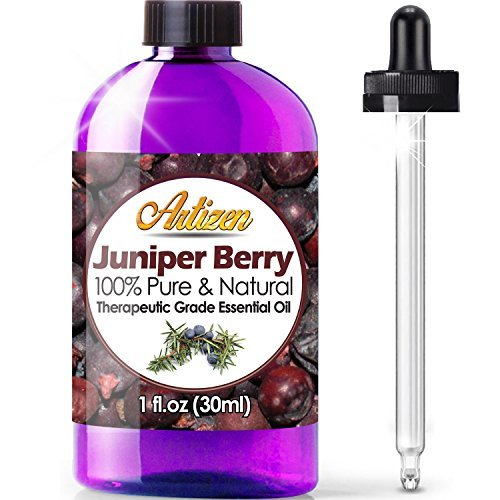 Artizen Juniper Berry Essential Oil  Therapeutic Grade - Hug