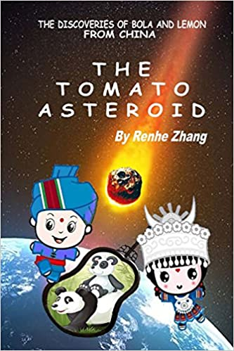 Amazon com: The Tomato Asteroid (THE DISCOVERIES OF BOLA AND LEMON