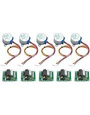 JVJ 5 sets stepper motor 28BYJ-48 ULN2003 5V stappenmotor en ULN2003 bestuurdersbord voor arduino