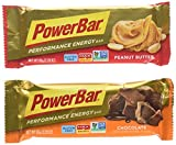 PowerBar Performance, Variety Pack, 2.3 oz, 24 ct