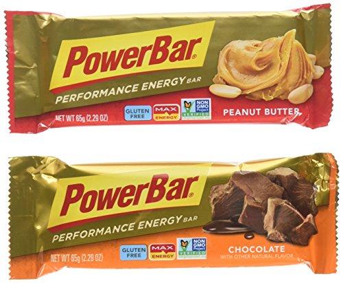 Powerbar Nutrition Bars - PowerBar Performance, Variety Pack, 2.3 oz, 24 ct