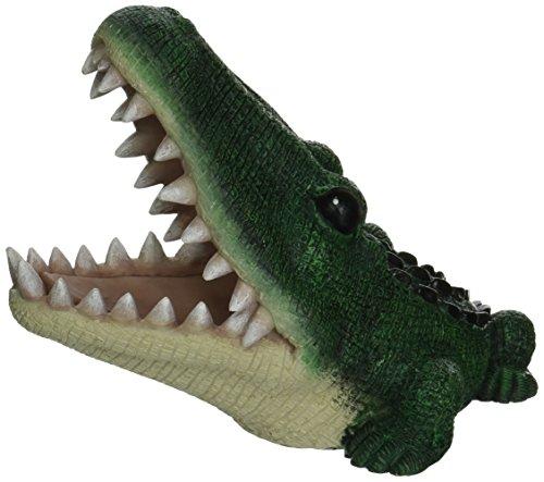(Penn Plax Alligator Aquarium Resin Ornament )