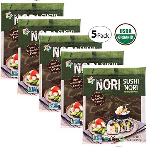 Dried Seaweed & Nori