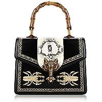 Beatfull Deisgner Handbag for Women Top Handle Handbag Bee Shoulde Bag with Fox