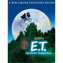 E.T.: The Extra-Terrestrial (Two-Disc Widescreen Limited Collector's Edition) by Universal Studios