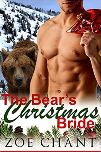 The Bear's Christmas Bride: A Holiday BBW Bear Shifter