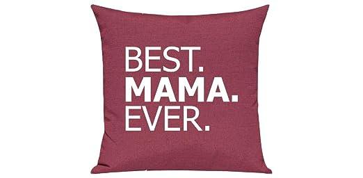 Camiseta Stown sofá cojín, mamá. Ever, algodón Mezcla, Rosa ...