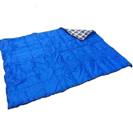 LOLIVEVE Acampar Al Aire Libre Que Camina Ultraligero Saco De Dormir Tienda De Viaje Empalme A