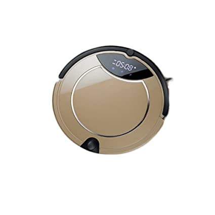 Robot aspirador robot cleaner color Golden