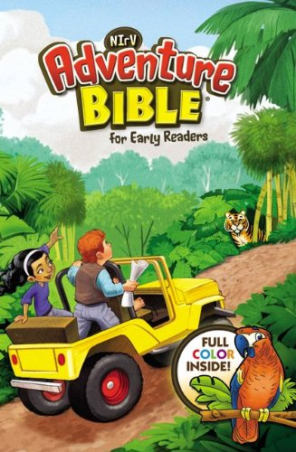 NIrV, Adventure Bible for Early Readers Lenticular (3D Motion), Hardcover, Full Color, 3D Cover 5th Grade Activities For Christmas