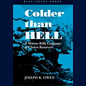 Colder than Hell Audiobook