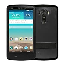 LG G3 Waterproof Case, iThrough Waterproof Case for Outdoors Sports, Dust Proof, Snow Proof, Shock Proof Durable Full Sealed Protection Case with Transparent Screen Protector for LG G3 (Black-)
