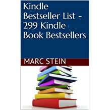 Kindle Bestseller List - 299 Kindle Book Bestsellers