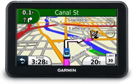 Garmin n vi 50 5-inch Portable GPS Navigator US Discontinued