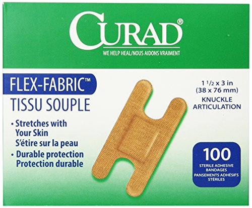 Medline Bandage Adhesive Fabric Knuckle