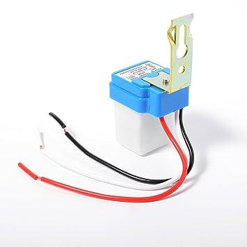 XCSOURCE AS-10 controlador de sensor de luz Calle Interruptor de retardo de control de