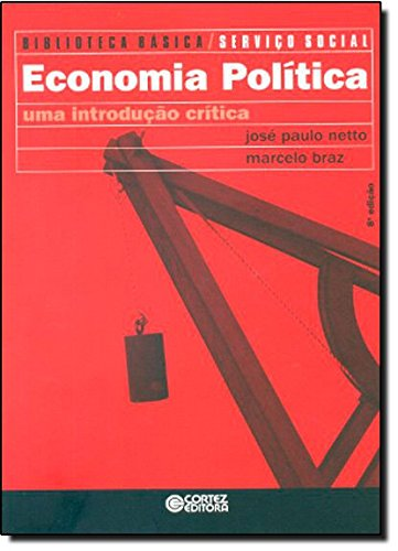 Economia Política. Uma Introdução Crítica