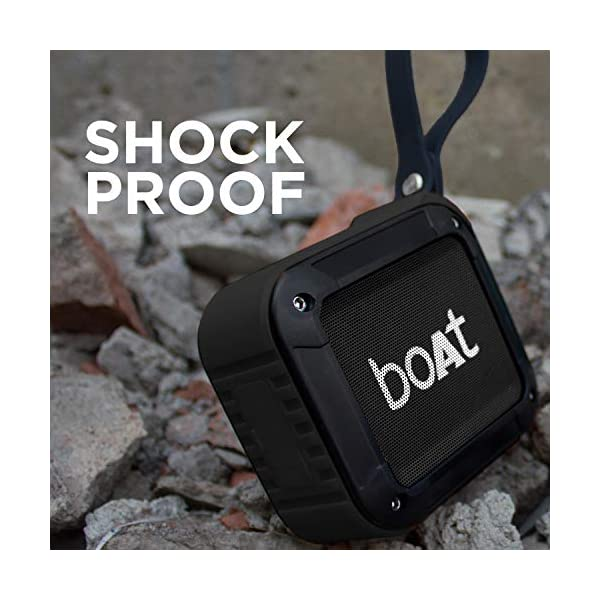 This Gadget is shock proof.