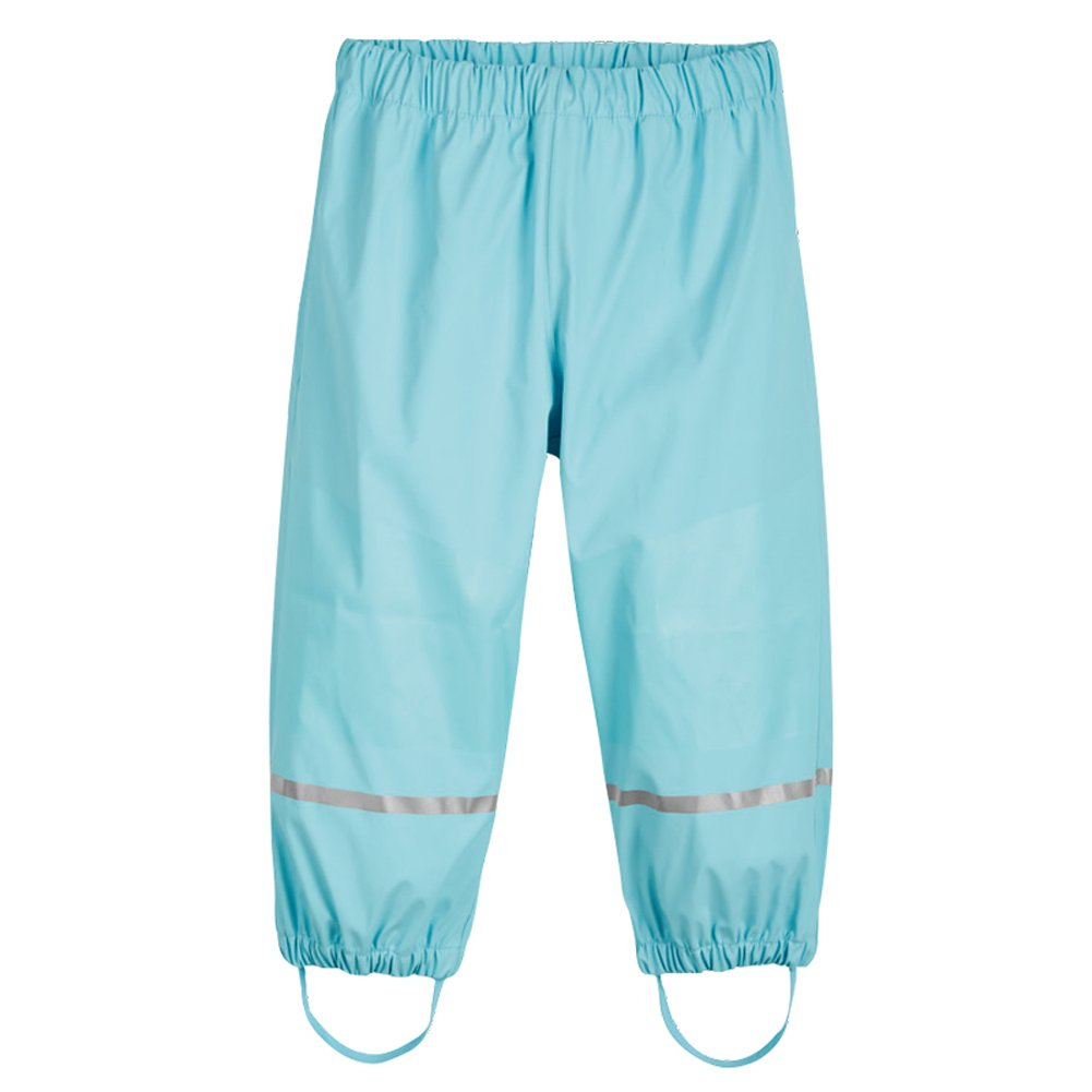LLXX Kids Waterproof Rain Pants Rain Trousers