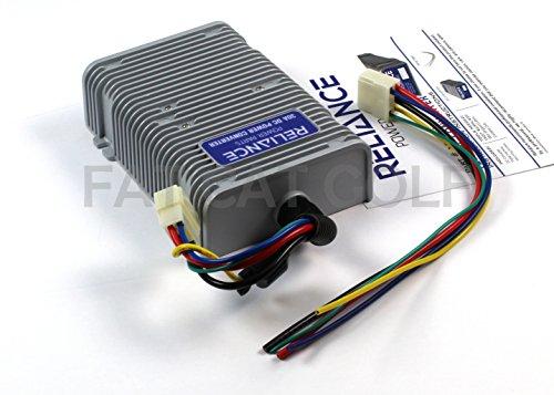 Reliance 36v/48v-12v Power Converter/Reducer (Universal Fit)