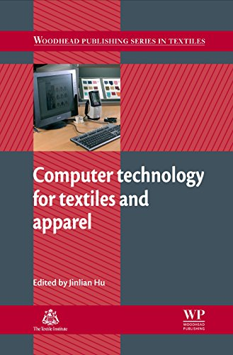 Download Computer Technology for Textiles and Apparel (Woodhead Publishing Series in Textiles) Pdf