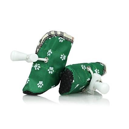 2326fd9aa02c3 Amazon.com : Haoweidaoshanghang Dog Shoes, Rain Boots, Teddy, Shoes ...