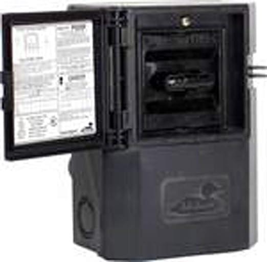 Amazon.com: Midwest Electric P035F 1 Phase Fusible Pull-Out AC Disconnect  Switch 240 Volt AC 30 Amp NEMA 3R: Home ImprovementAmazon.com