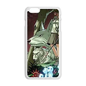 Wolves and hunter Cell Phone Case for iPhone plus 6
