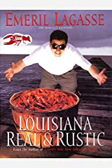 Louisiana Real and Rustic Hardcover