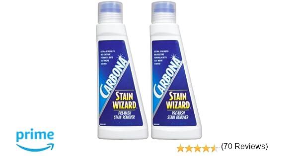 amazon com carbona stain wizard pre wash 8 4 oz 2 pk health