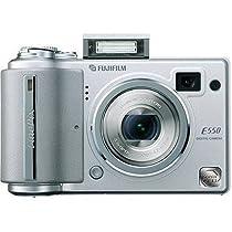 Fujifilm Finepix E550 6.3MP Digital Camera with 4x Optical Zoom