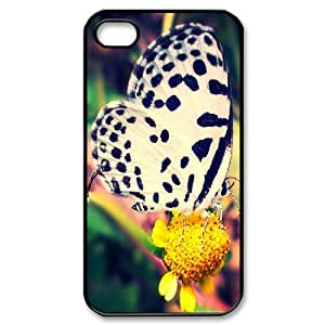 Cases for IPhone 4/4s, Butterfly 50 Cases for IPhone 4/4s, Evekiss Black