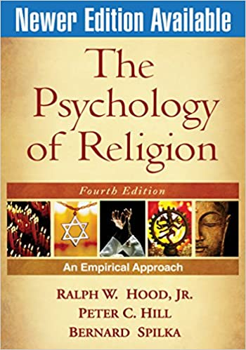 The psychology of religion fourth edition an empirical approach the psychology of religion fourth edition an empirical approach fourth edition fandeluxe Images