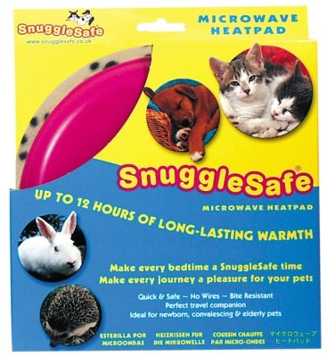 PET SUPPLY IMPORTS--SUPPLIES - SNUGGLE SAFE MICROWAVE HEATIN