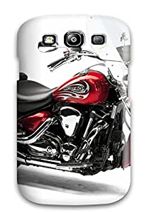 IDomPdw13350HhuGp Snap On Case Cover Skin For Galaxy S3(yamaha Motorcycle )