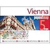 Popout Map Vienna: 5 Maps