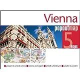 Popout Map Vienna: 5 Maps