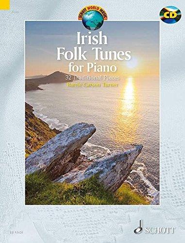 (Irish Folk Tunes for Piano: 32 Traditional Pieces (Schott World Music))